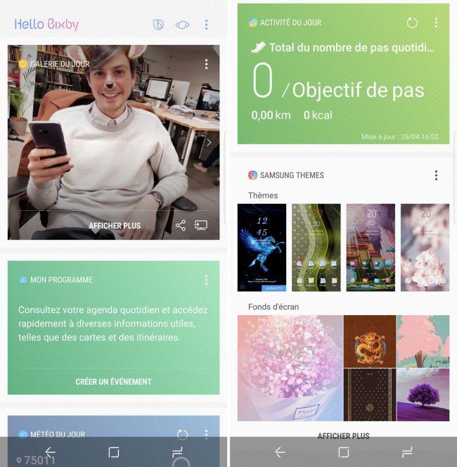 Samsung Galaxy S8+ Hello Bixby