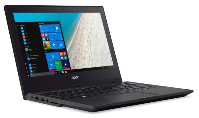 Acer TravelMate Spin B1 avec Windows 10 S