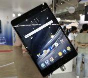 Asus ZenPad 3S 8.0 Z582KL : un peu plus de puissance au menu