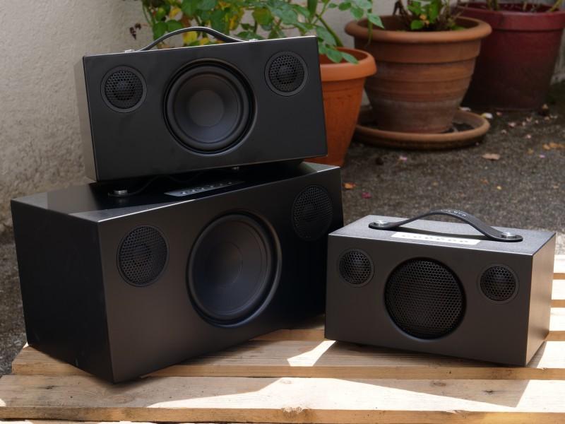 Audio Pro Addon T3, T5 et T10