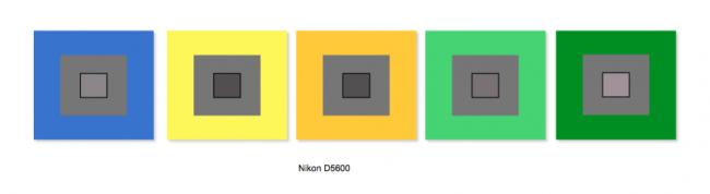 balance des blancs nikon d5600