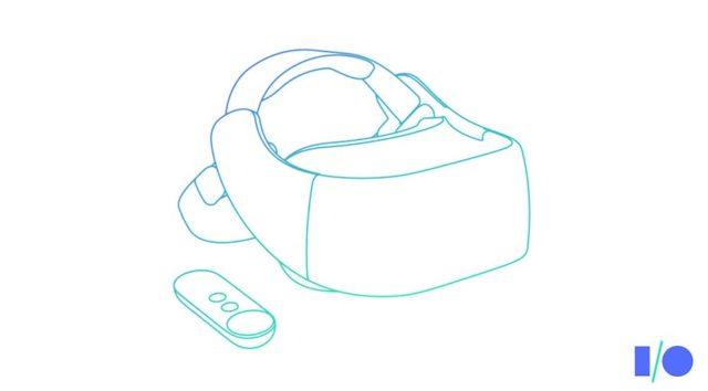 google casque autonome