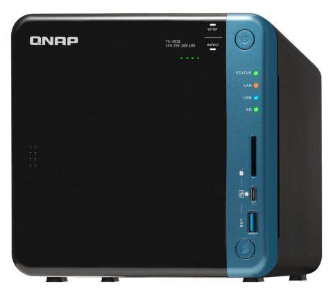 QNAP TS-x53B, un NAS quad-core et évolutif