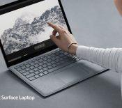 Microsoft Surface Laptop : un «simple» PC portable pour l'éducation