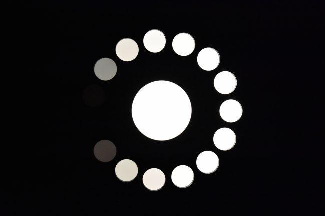 Nikon D3400 : bruit à 6400 ISO