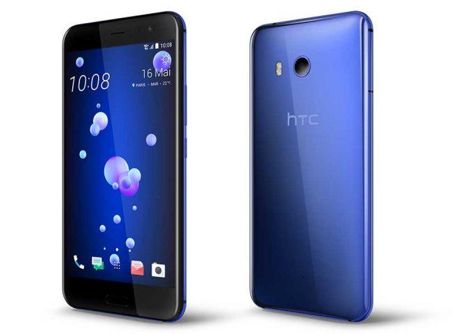 Prise en main du HTC U11