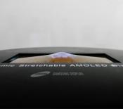 SID 2017 : Samsung présente un écran AMOLED étirable