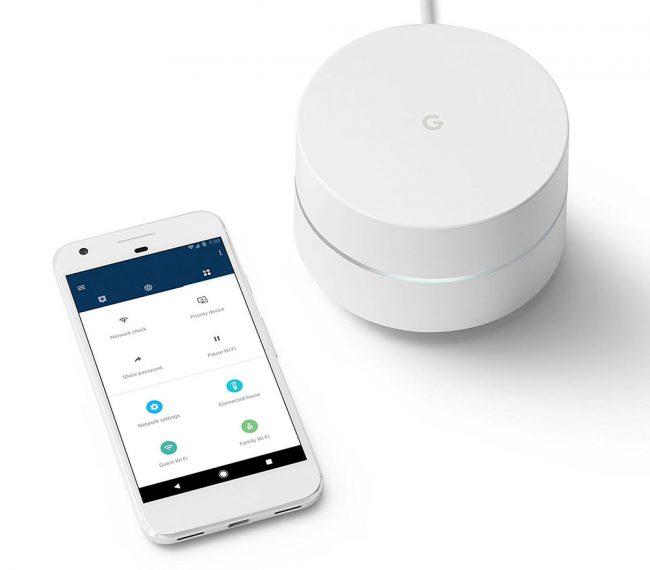 Google WiFi   le routeur simplifié de Mountain View fait ses débuts en  France 5566d1eacd3d