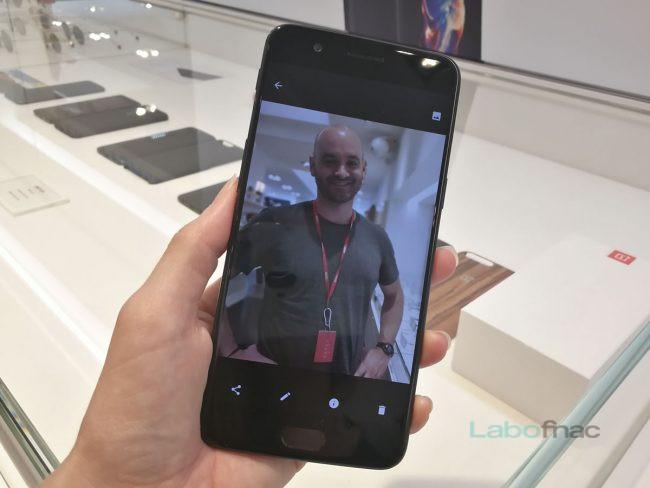 OnePlus 5 – essai en mode Portrait