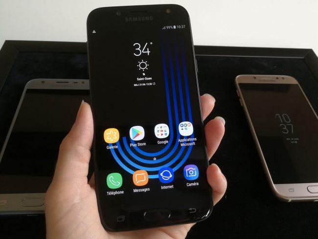 Le Samsung Galaxy J5 2017
