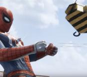 E3 2017 – Spider-Man tisse sa toile sur PS4 (vidéo)
