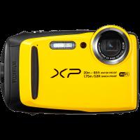 Test Labo du Fujifilm FinePix XP120 : l'étanchéité ne suffit pas
