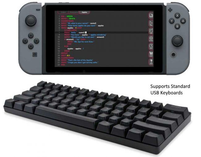Fuze Code sur Nintendo Switch
