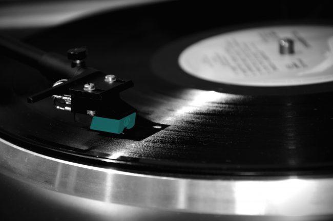 Sony Vinyle