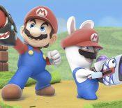 E3 2017 – Mario + The Lapins Crétins Kindom Battle, le cross-over un peu fou réservé à la Switch