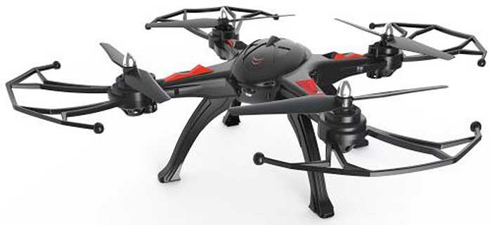 bon plan une gopro hero lcd et un drone r 39 bird black master pour 249 99. Black Bedroom Furniture Sets. Home Design Ideas