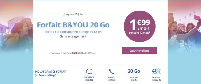 Promotion B&You