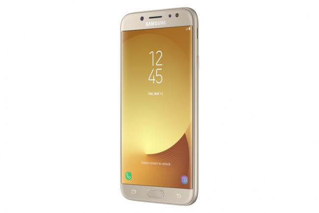 Le Samsung Galaxy J7 (2017)