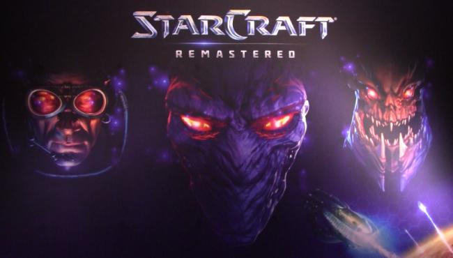 Starcraft : Remastered