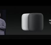 WWDC 2017 : Apple présente son enceinte intelligente, et elle s'appelle HomePod