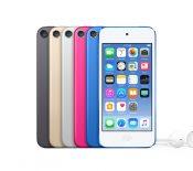 Les iPod nano et iPod shuffle tirent leur révérence