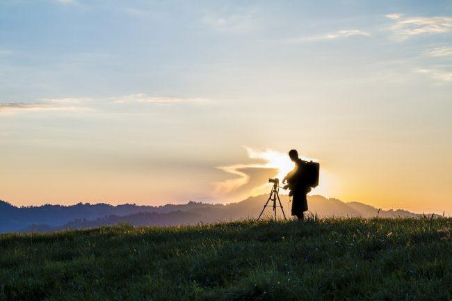 photographe golden hour
