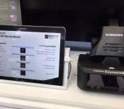 Samsung Exynos VR III : le casque entièrement autonome, et «qui suit le regard»