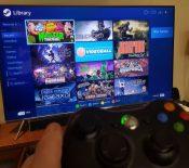 Steam Link : le support natif à l'essai sur les Smart TV Samsung