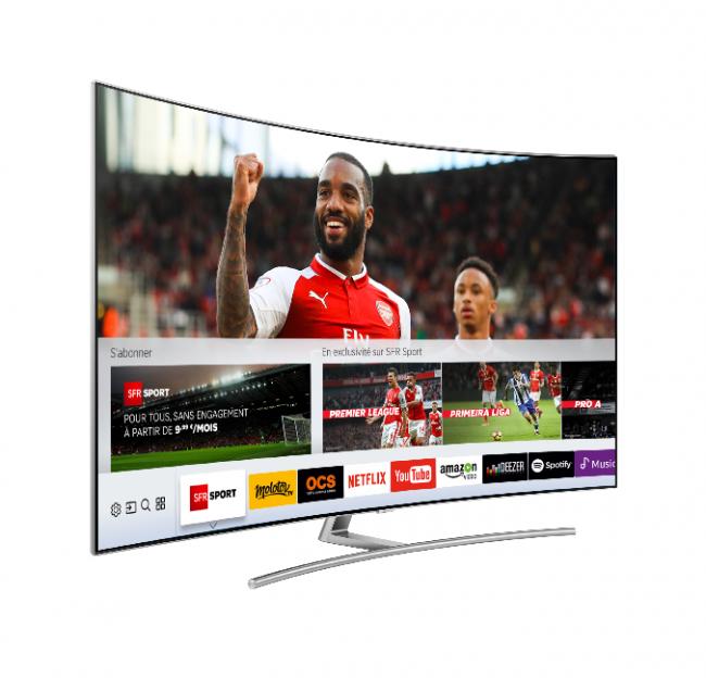 Samsung SFR Sport