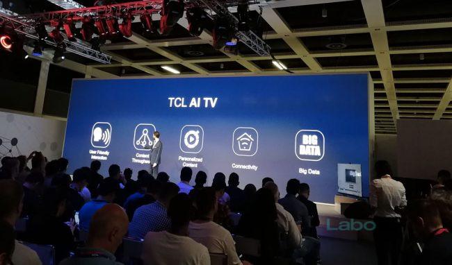 TCL AI TV