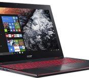 Acer Nitro 5 Spin : des portables gaming sous Intel Core de 8e génération