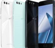 Asus met l'accent sur la photo avec les ZenFone 4 et 4 Pro