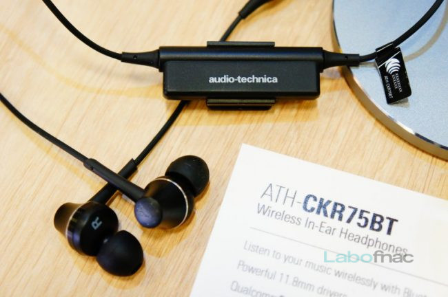 Audio-Technica ATH-CKR75BT