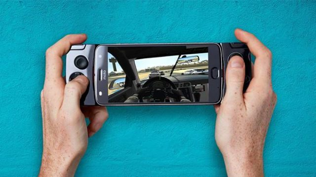 Le Mod Moto GamePad sera disponible à la fin du mois