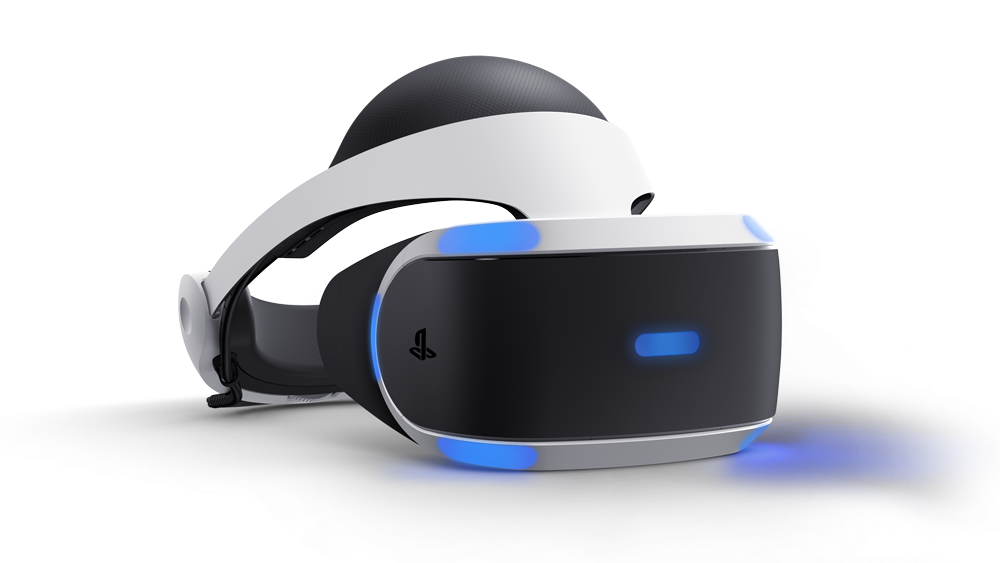 sony playstation vr casque