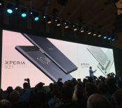 IFA 2017 – Les Sony Xperia XZ1 et XZ1 Compact sont officiels