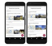 Google Trips se met au français