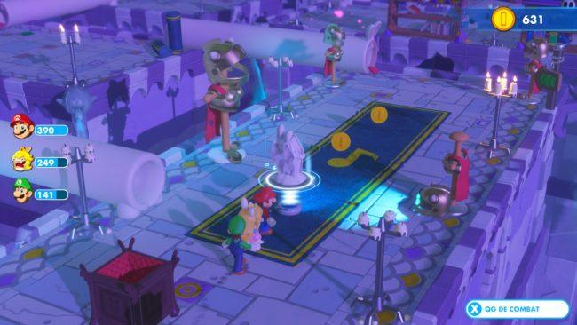 Mario + Les Lapins Crétins Kingdom Battle