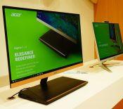 IFA 2017 – Acer dévoile un nouveau tout-en-un sous Intel Core 8e gen