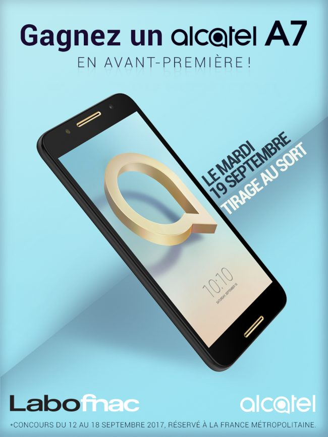 concours alcatel a7 banner