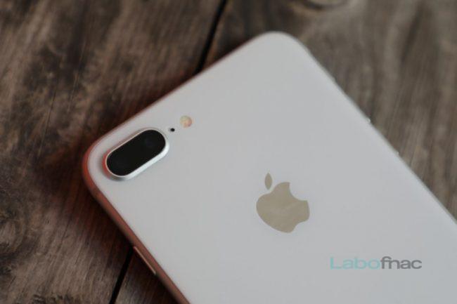 Bientôt un troisième capteur photo pour l'iPhone ? © LaboFnac