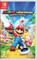 Test Labo de Mario + The Lapins Crétins Kindgom Battle : le tactical de l'absurde