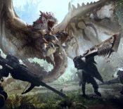 Monster Hunter World prend date sur PlayStation 4 et Xbox One