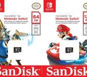 IFA 2017 – Des cartes mémoires officielles pour la Nintendo Switch