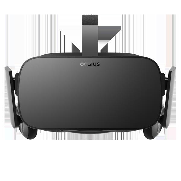 oculus rift transparent