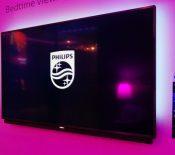 IFA 2017 – Philips se lance aussi dans le Quantum Dot avec les téléviseurs 8602
