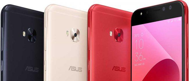 Prise en main Asus Zenfone 4