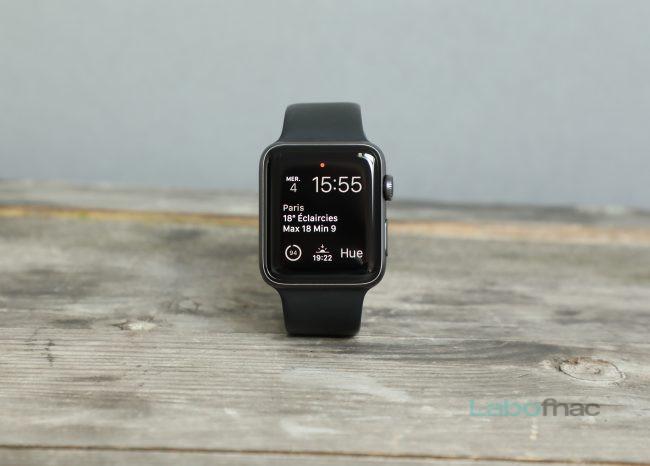 L'Apple Watch Series 3 © LaboFnac
