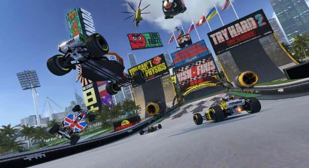 Xbox live trackmania turbo