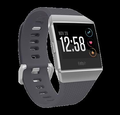 Test de la Fitbit Ionic, plus sportive que smartwatch
